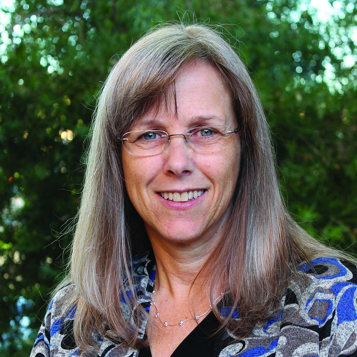 President/CEO Denise Ensdorff