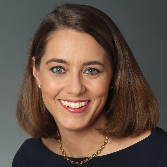 Phoebe Boyer, president/CEO of Children's Aid (New York)