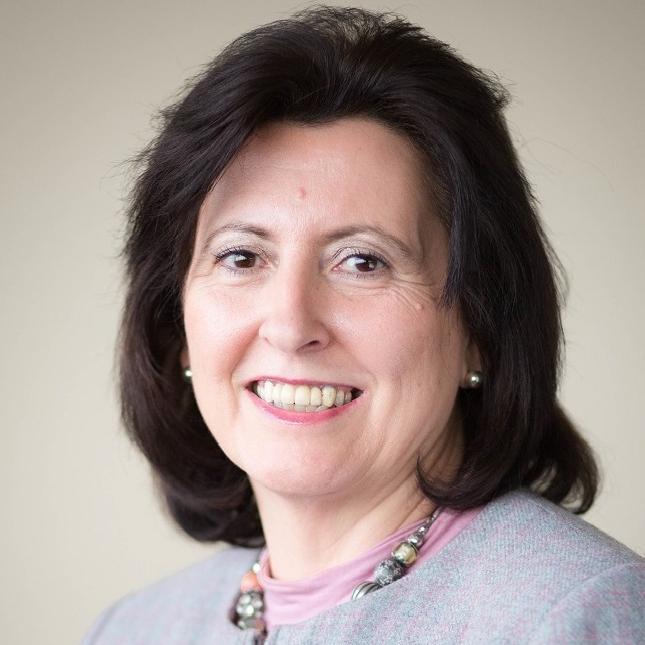 Encarni Gallardo, secretary and executive director of Children's Service Society (Utah)