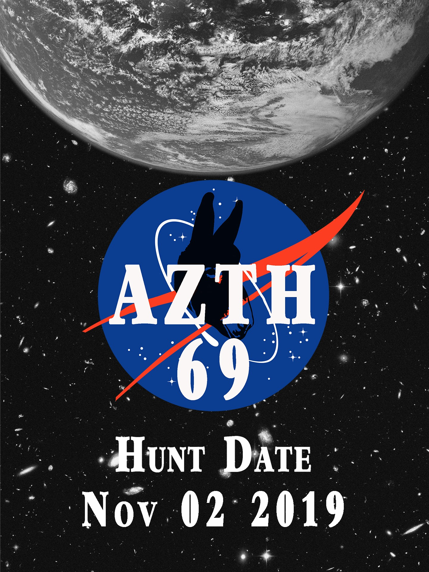 To boldly hunt where no one has hunted before!* - *Unless you have competed in the Arizona Treasure Hunt in the past.