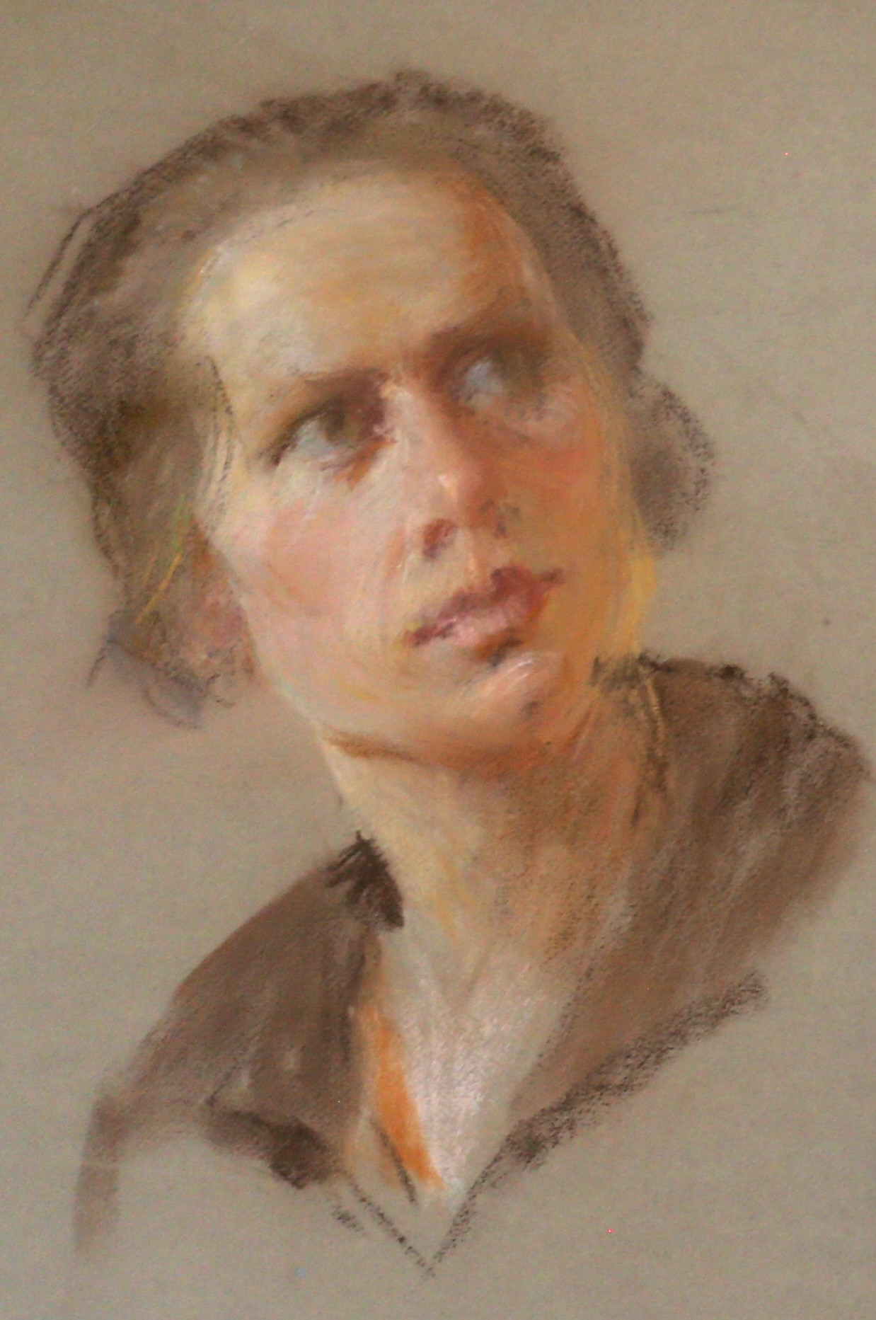 A portrait of Ileen Macpherson by Ernesto Genoni (private collection), Image supplied by John Paull.
