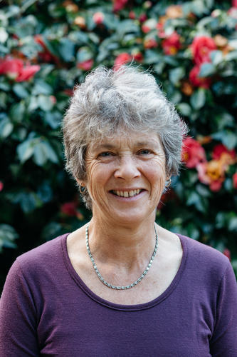 Julie Williams, author of the Invisible Farmer Report in 1992. To read more about this report and it's significant to the Rural Women's Movement, head over to Museums Victoria's collections here:  https://collections.museumvictoria.com.au/articles/14509