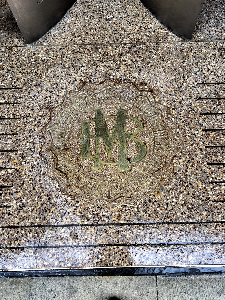 The Mallers Building monogram.