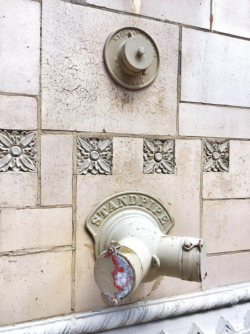 St. James Place Standpipe