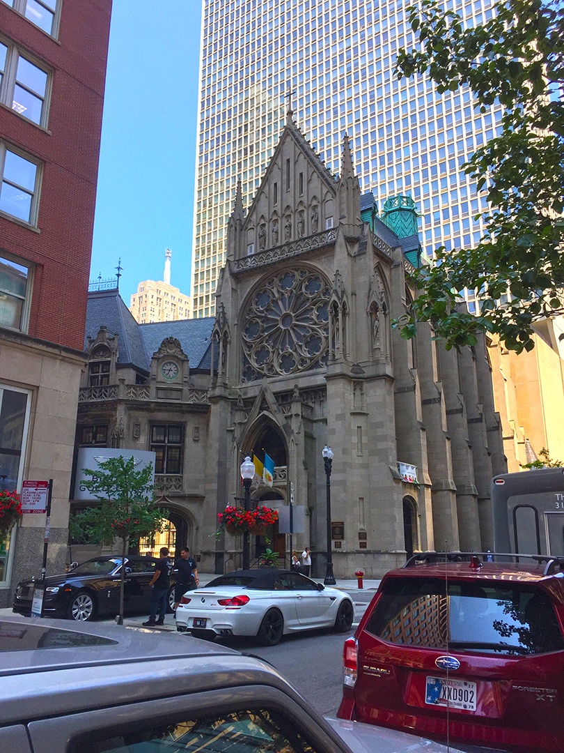 St. James Cathedral, 65 E Huron St, Chicago, IL 60611