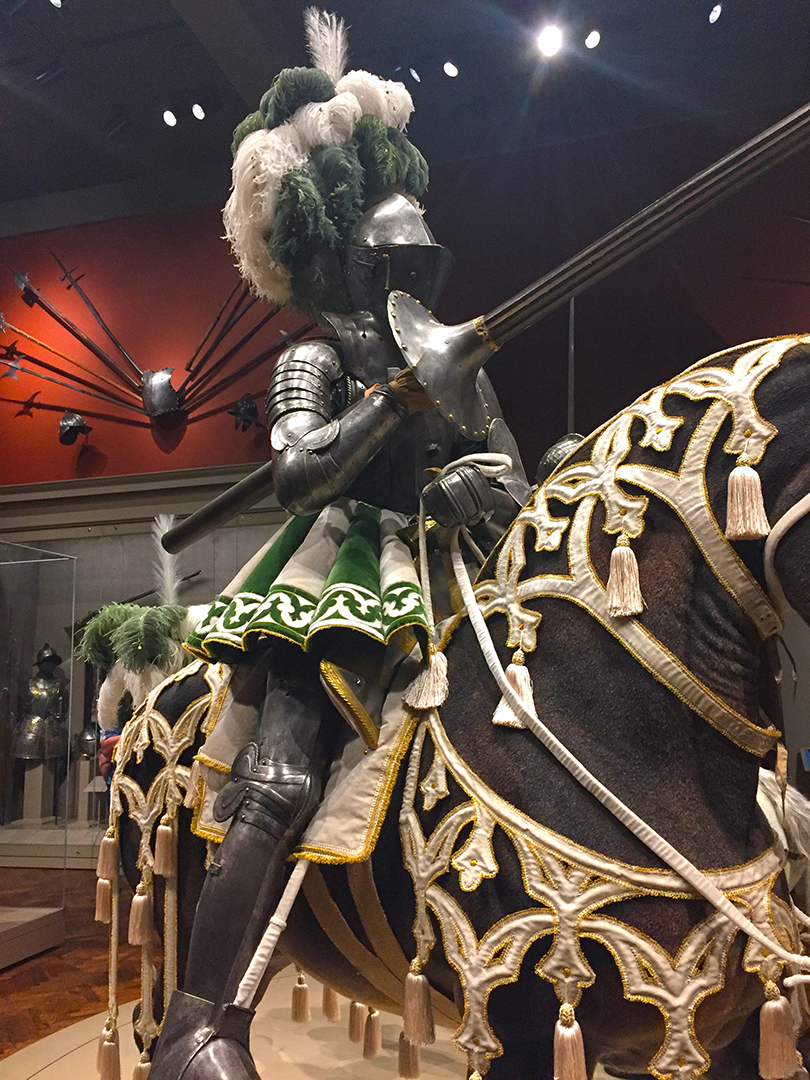The Deering Family Galleries: Arms & Armor