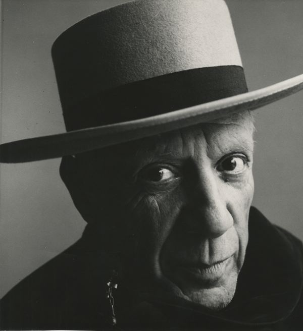 Photograph/copyright by Irving Penn.
