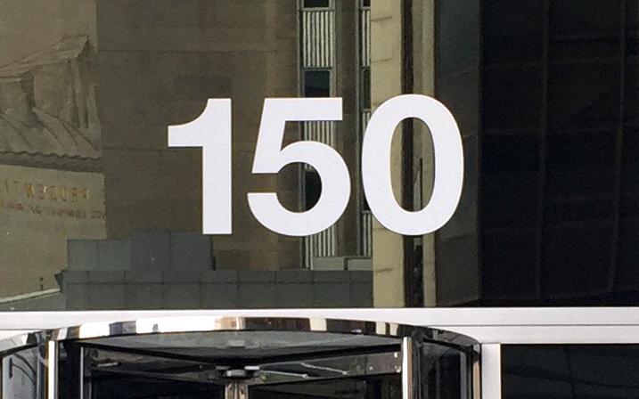 150 North (detail)