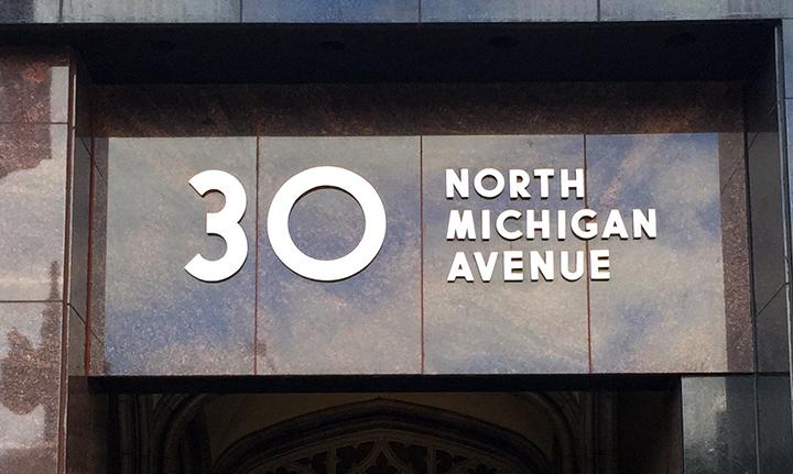 30 North (detail)