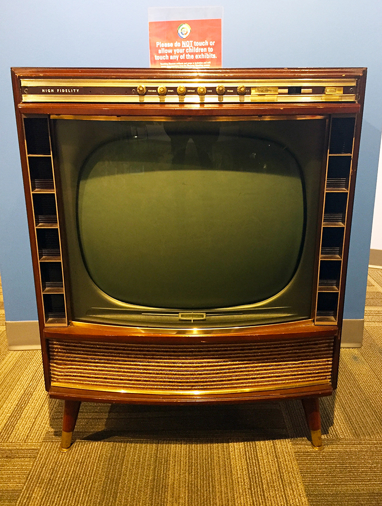 High Fidelity TV (brand unknown)