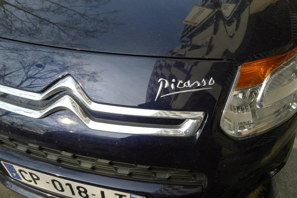 Citroën's Picasso, multi-purpose vehicle, 2013, Paris