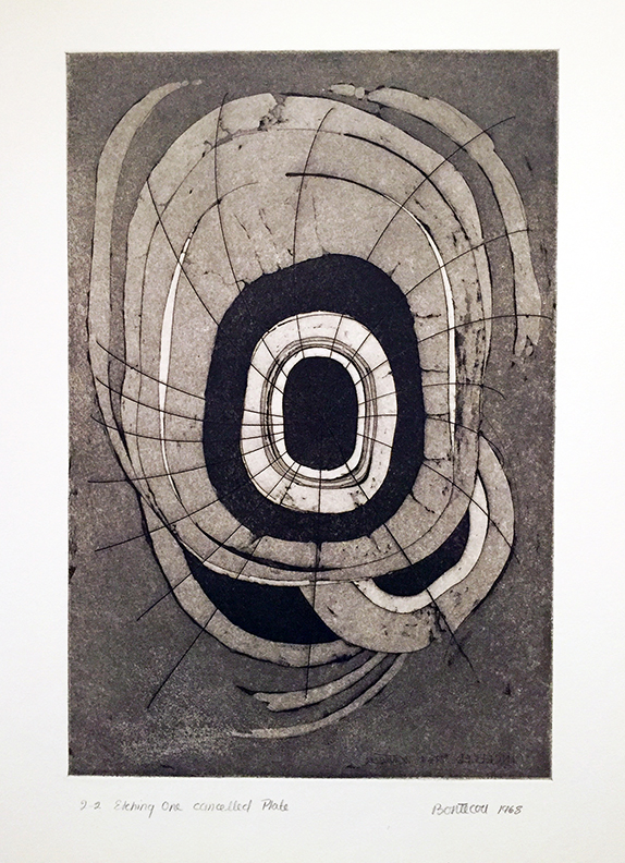 Etching One, 1968
