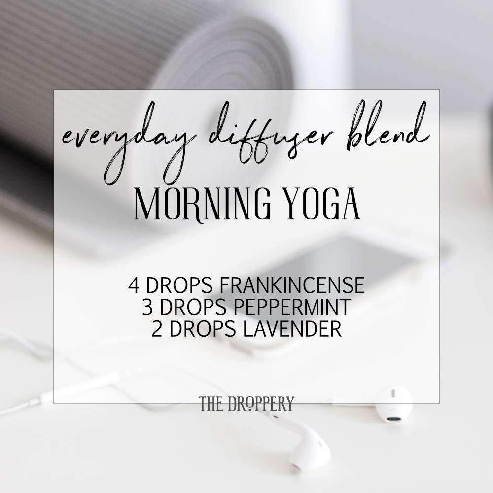 Calming to the mind, energizing to the body and supportive in awakening your spirituality, this blend is the perfect yoga companion.