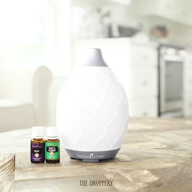 BIG bottles of VALOR AND P&C AND a fancy silver diffuser at a savings of over $200.... comin' at us TOMORROW MORNING! Can't even comprehend!!! 😭😂✨🙌🏻 #yleo #youngliving #thisdropperylife