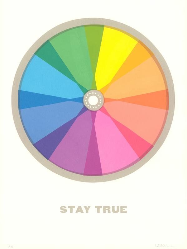 Stay True :: Artcrank.com 2016