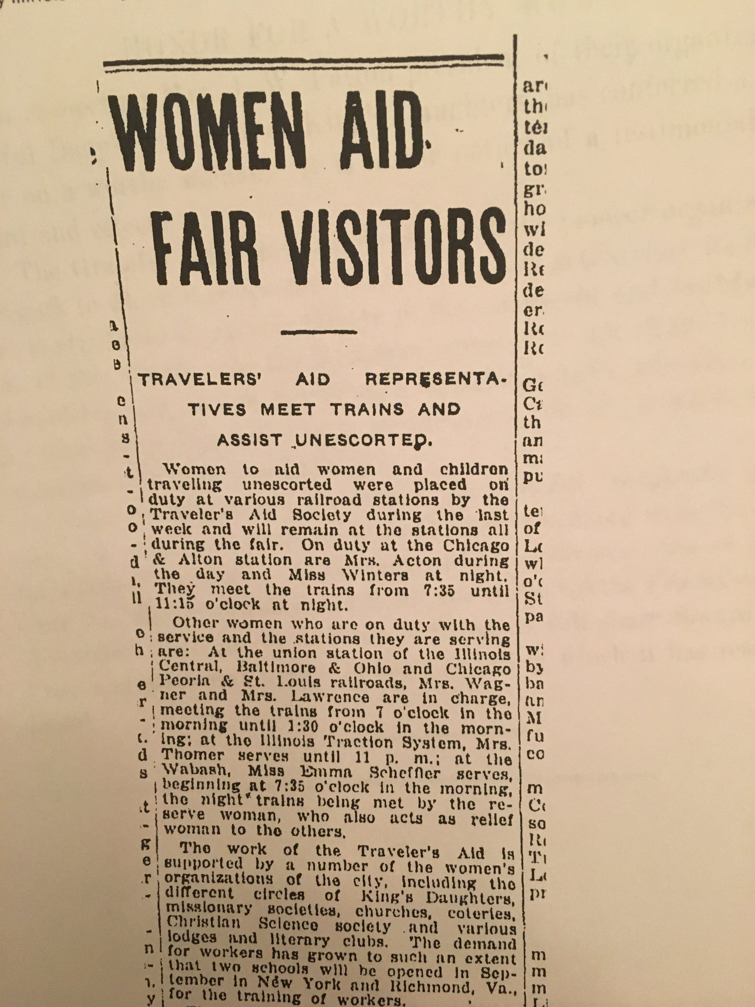 August 17th, 1919, published as the Springfield Sunday Journal