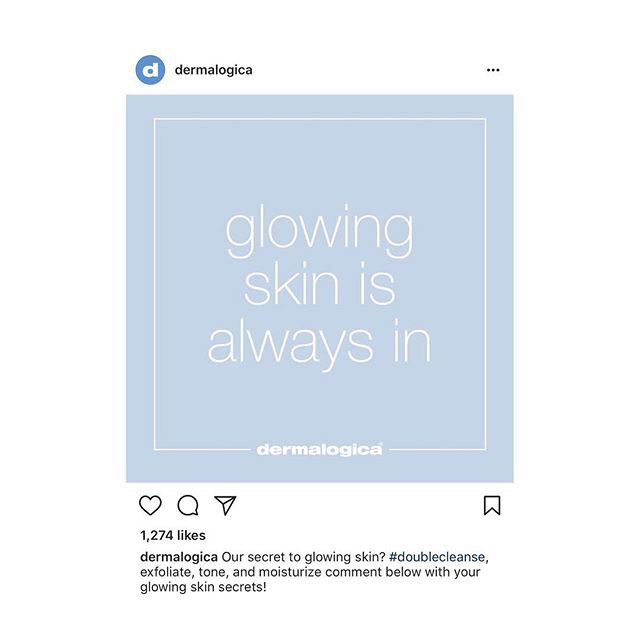 Repost from @dermalogicaaus!! Our glowing skin secret would have to be Phyto Replenish oil!!