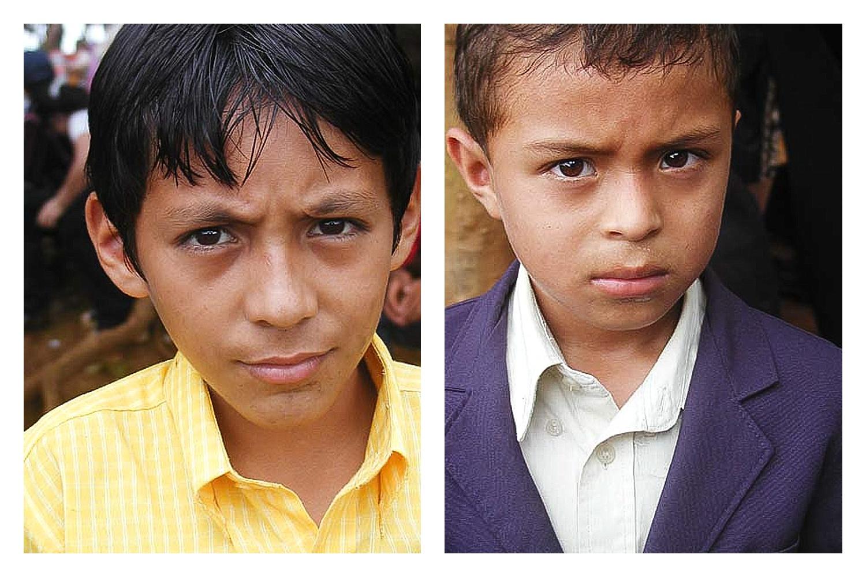 """""""Jacob"""" and """"Esau""""      Nicaragua"""