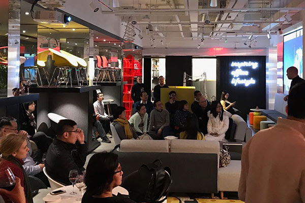 Design Talk | Daan Roggeveen   December 19, 2017  Architect and writer Daan Roggeveen gave a compelling talk focused on his recent book, Progress and Prosperity. AIA Shanghai was pleased to host this in partnership with ULI Mainland China at MATSU's showroom.