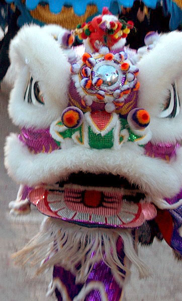 Lion Dance Costume (Wikipedia)