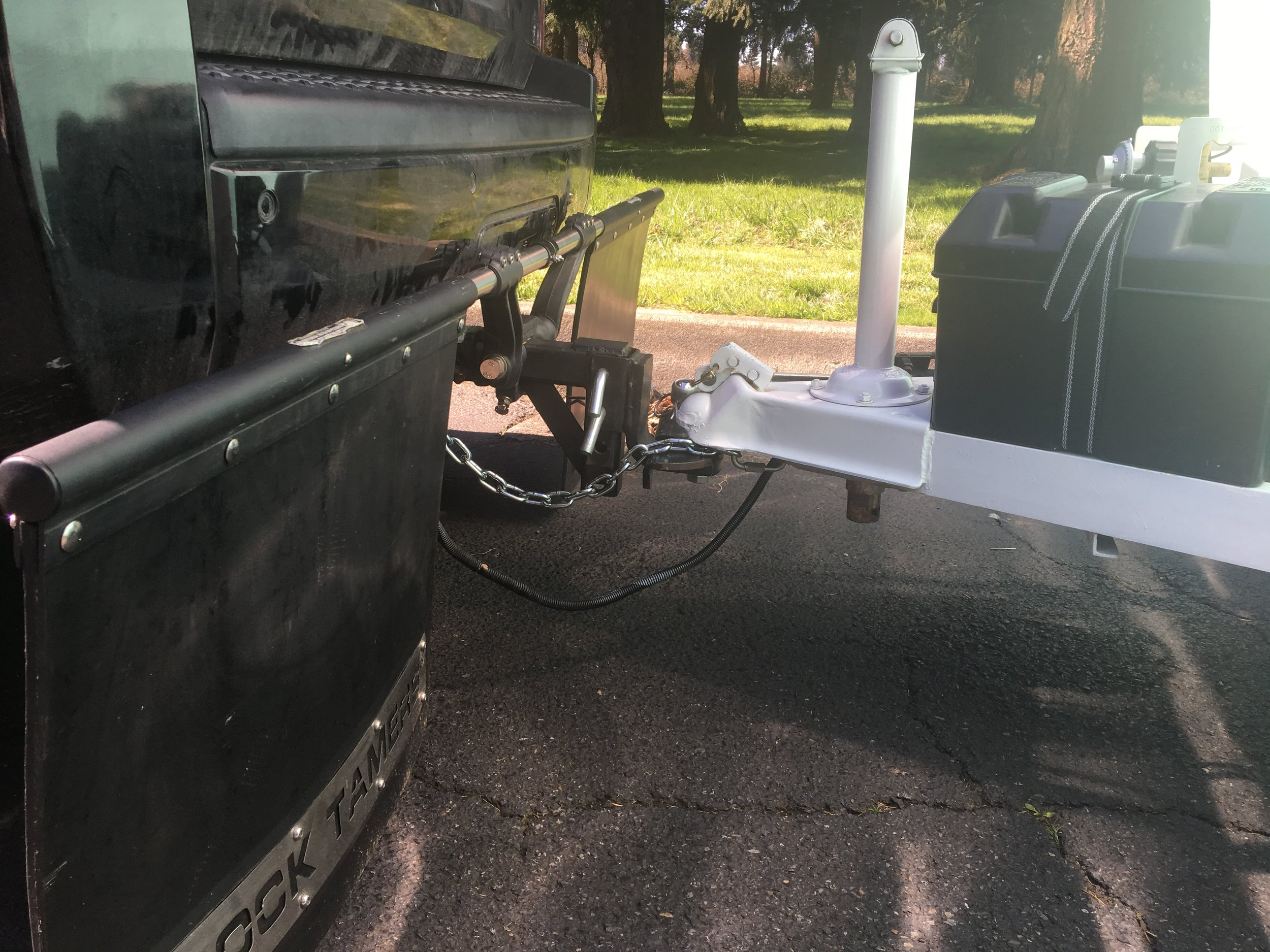 camper trailer hitch