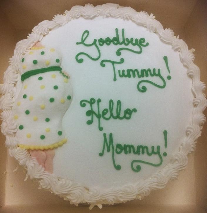 Goodbye Tummy