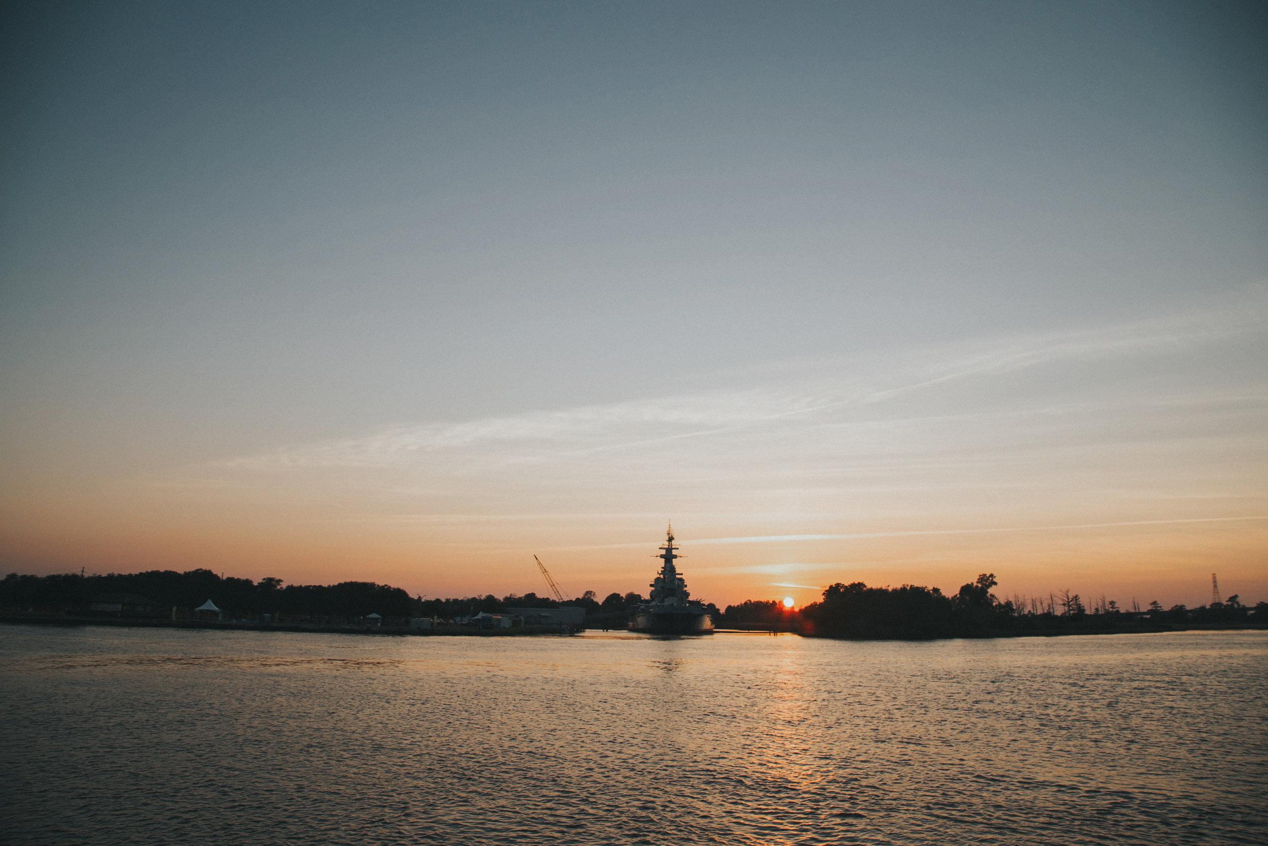 wilmington-sunset
