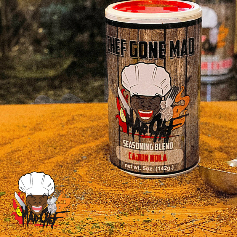 Chef Gone Mad - June 2017