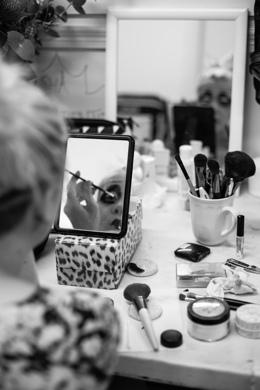 Blanc De Blanc. Behind the Scenes, Adelaide Fringe 2017