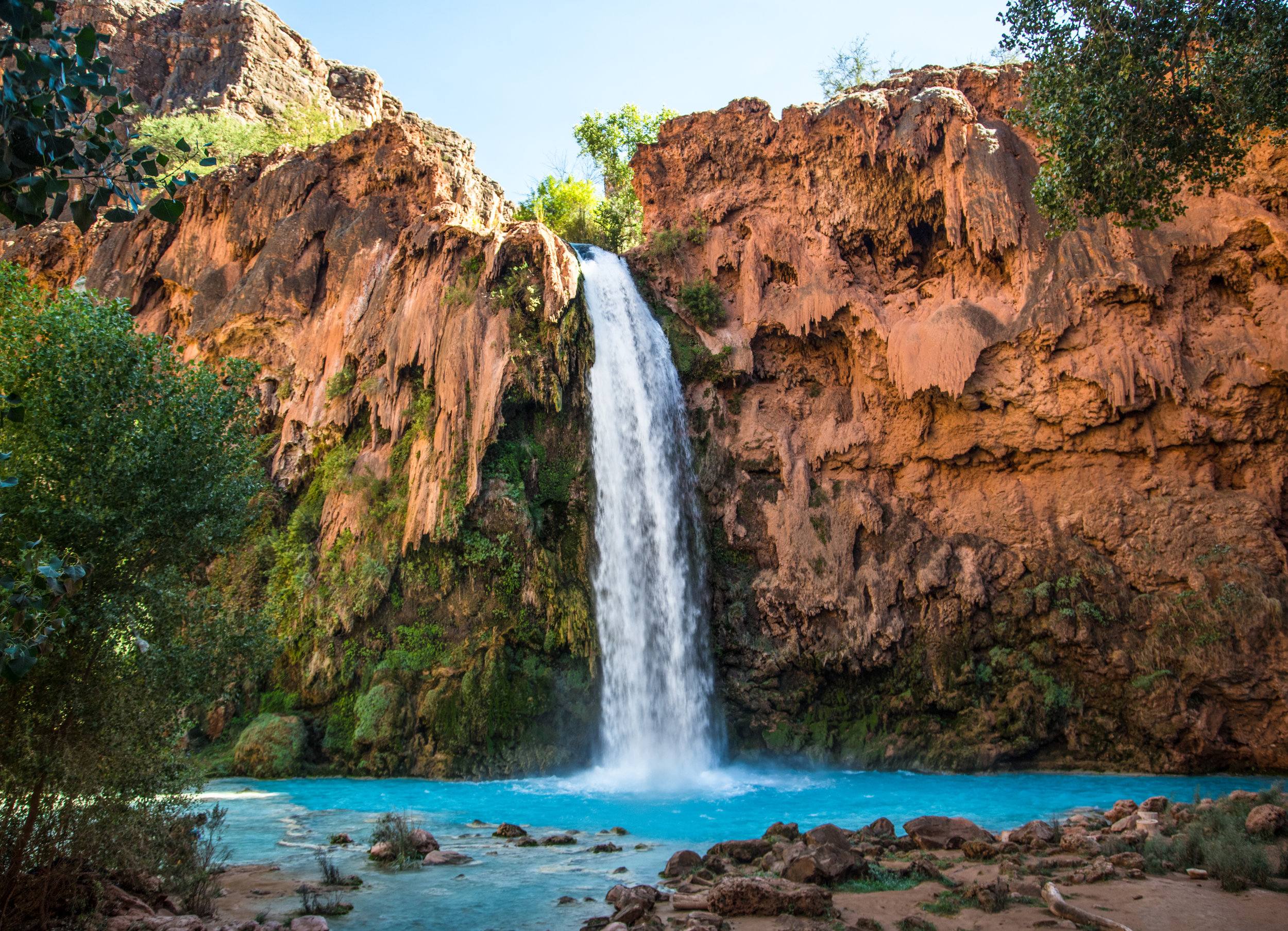 Havasu Falls // Photo: Me! (Randy Johnson)