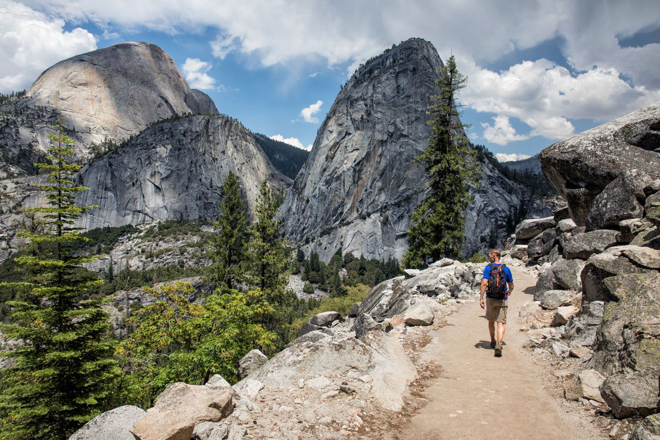 John Muir Trail // Photo: EarthTrekkers.com