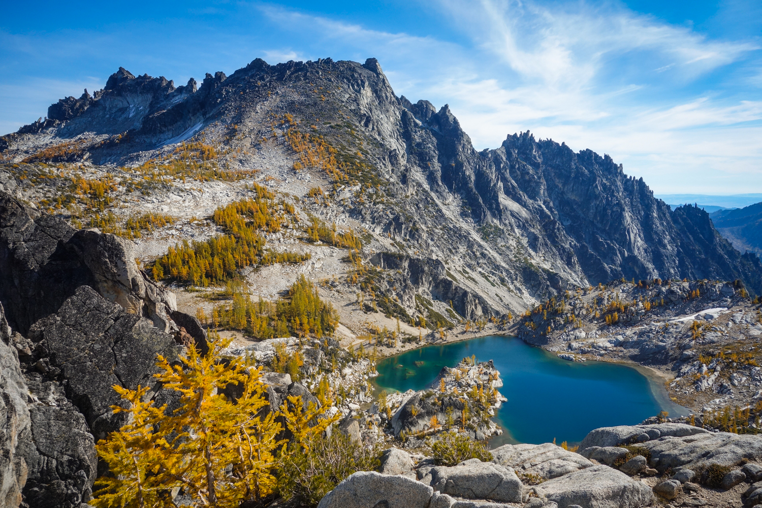Enchantments // Photo: CleverHiker.com