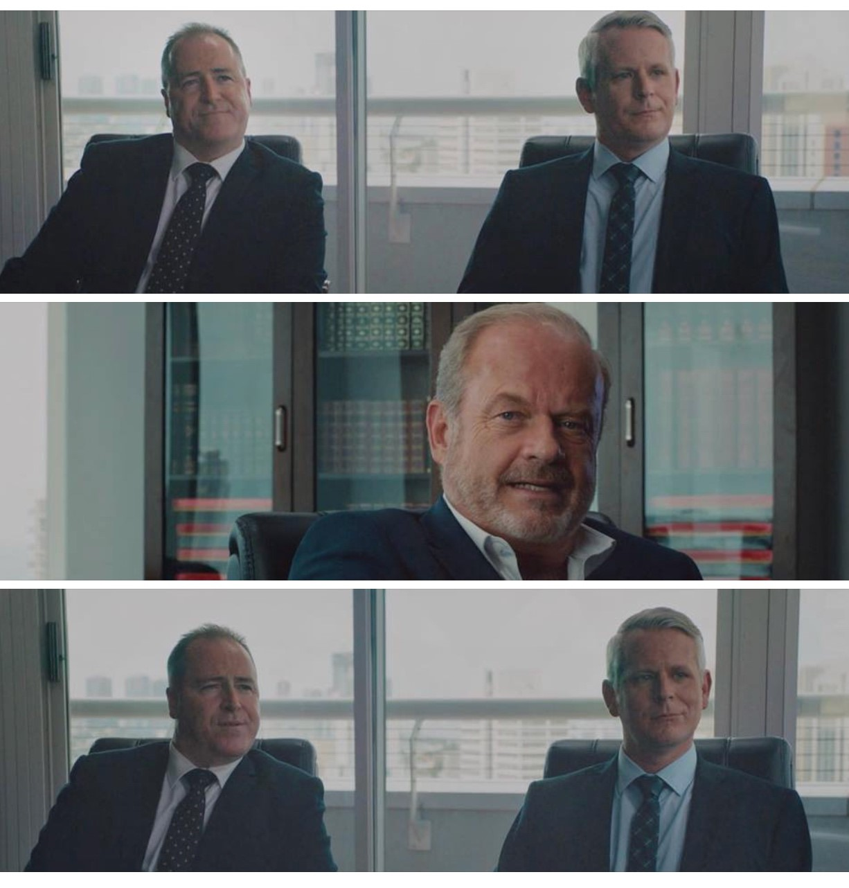 Michael makes a brief appearance opposite Kelsey Grammer in the action adventure film GUARDIANS OF THE TOMB, released early in 2018.
