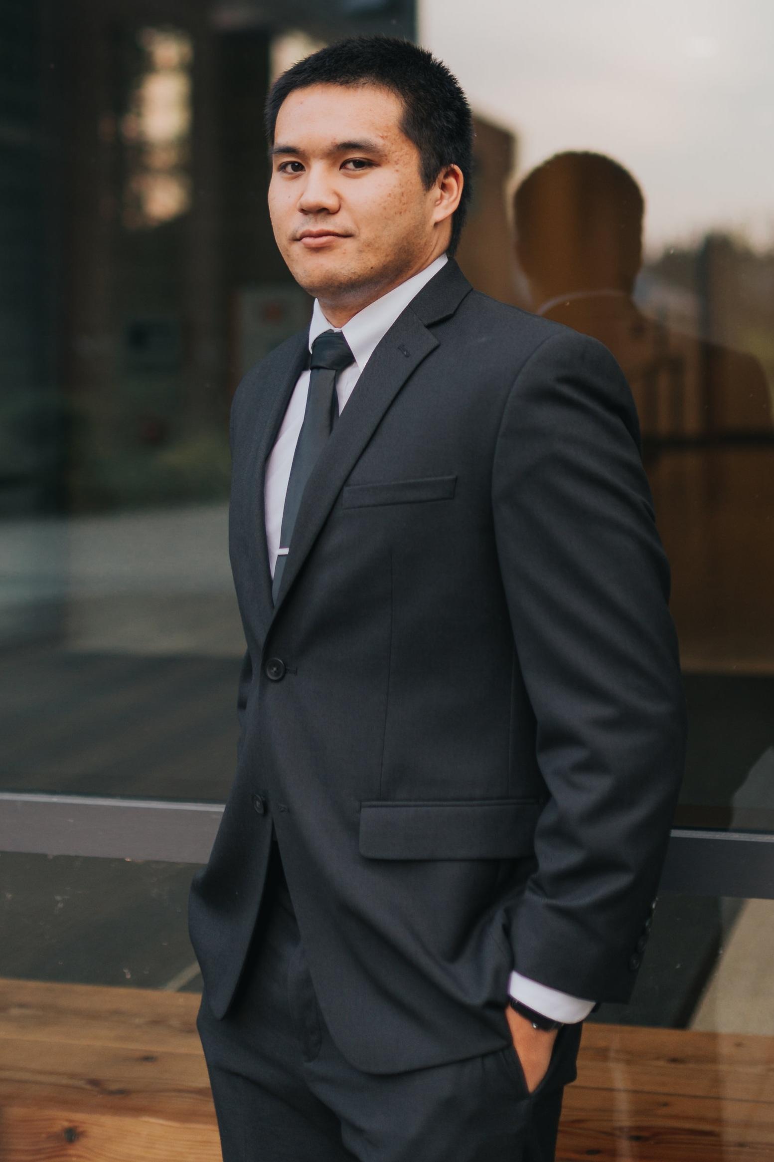 Andy Le  Pledge Educator