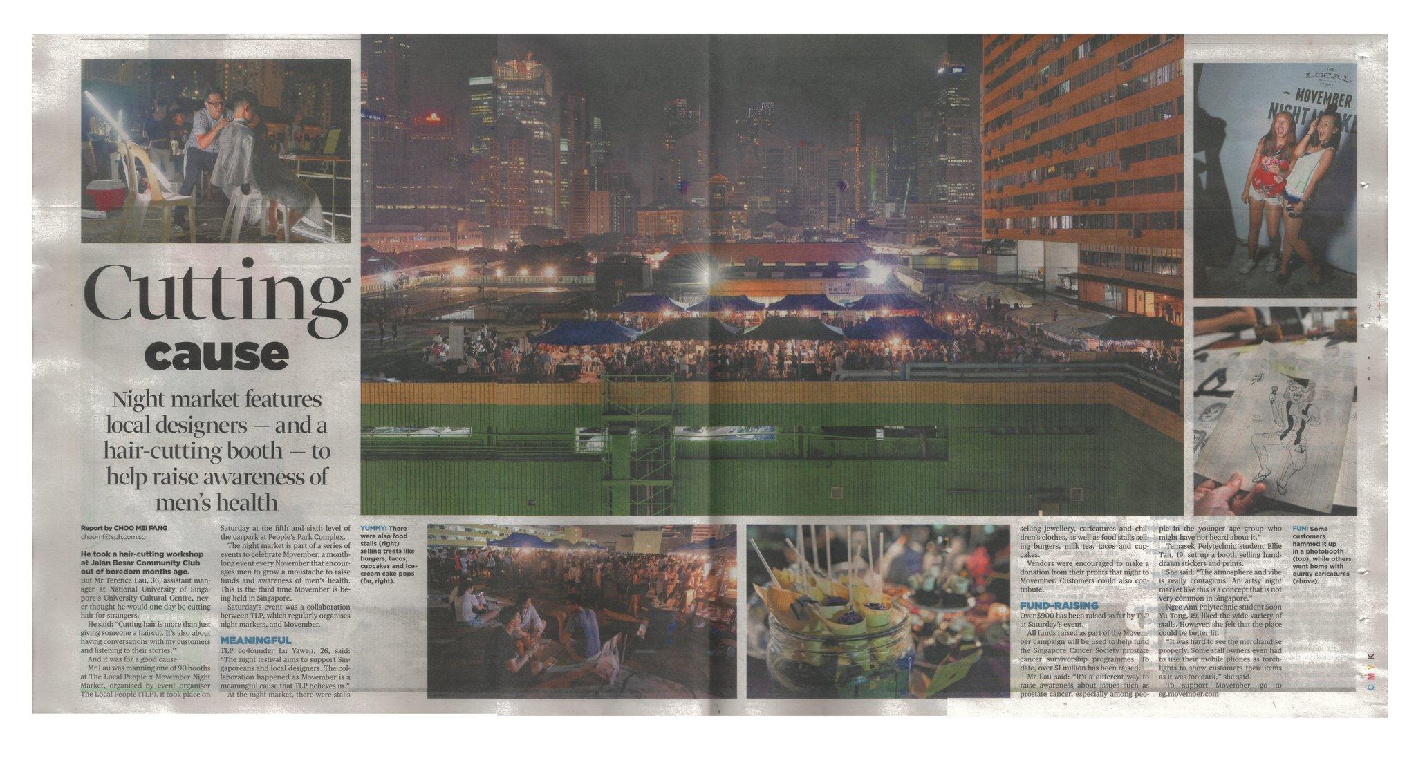 The New Paper November 2014