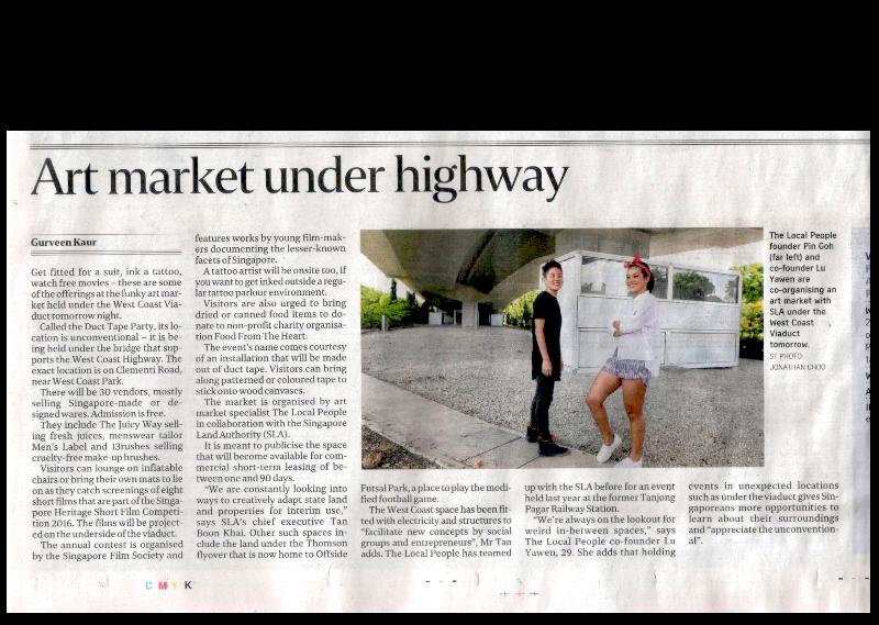 Straits Times January 2017