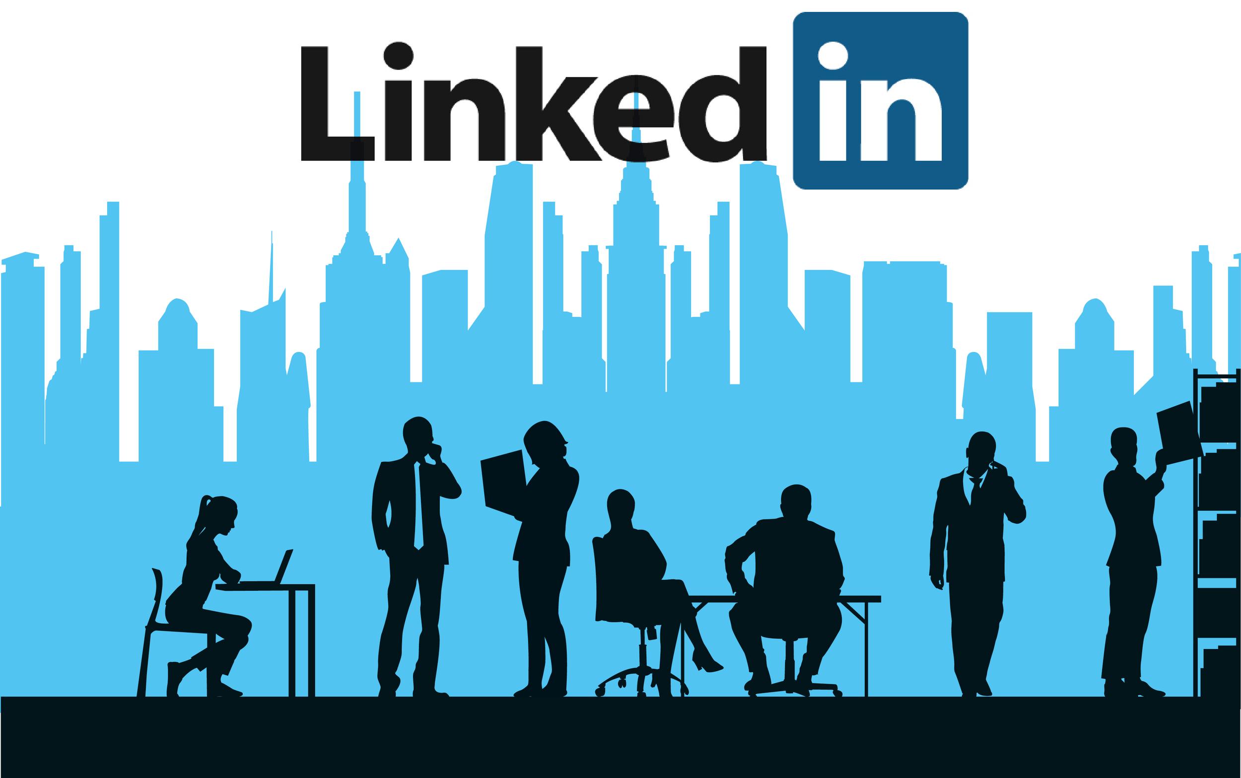 linkedin social network 2017