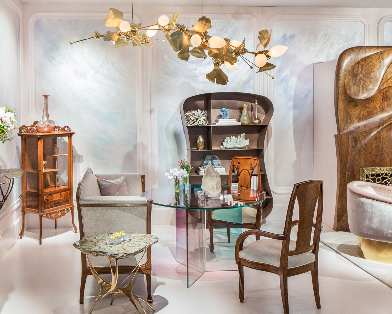 Park Avenue Armory, New York — Interior design by Amy Lau
