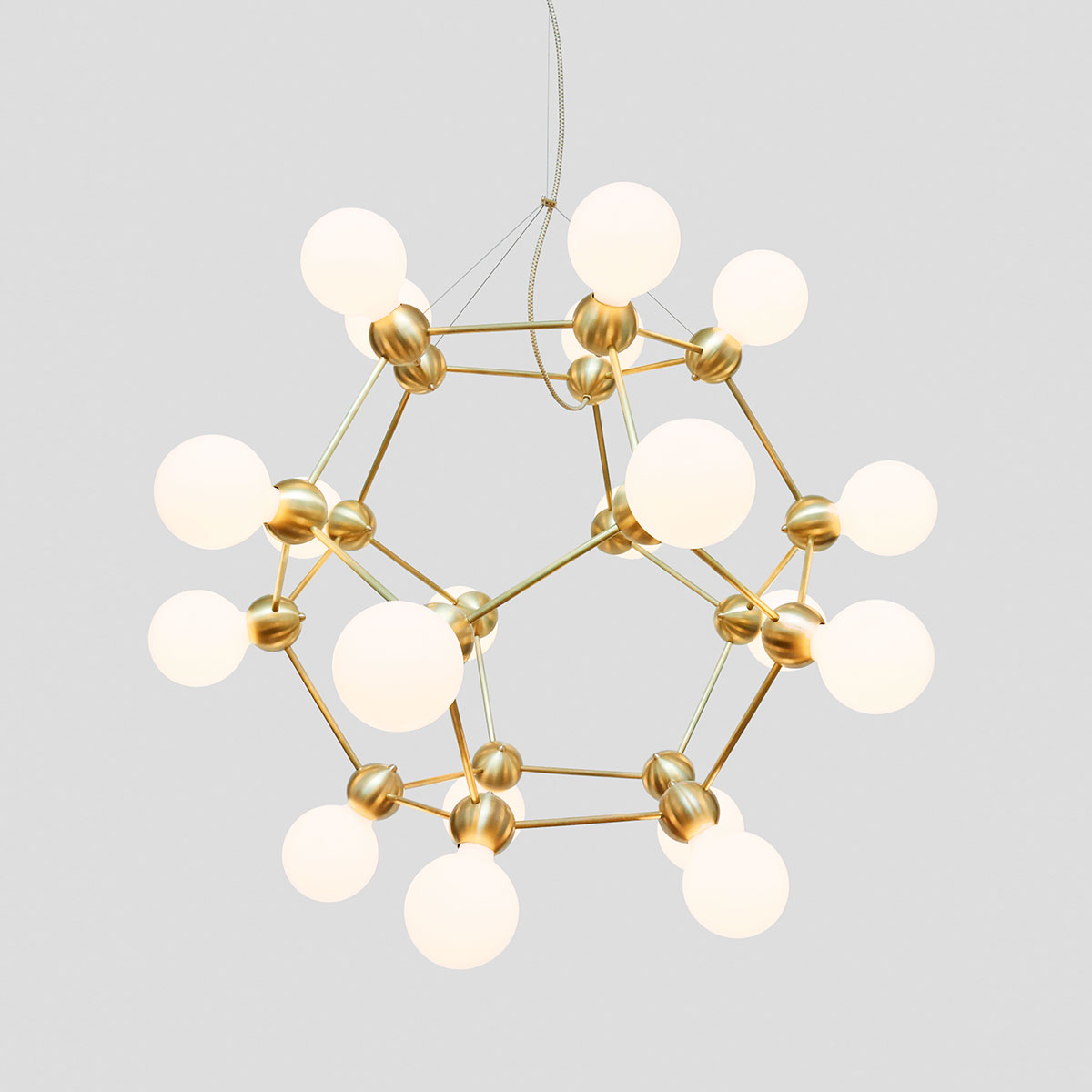 LINA 20-LIGHT LG CHANDELIER    See Lina series