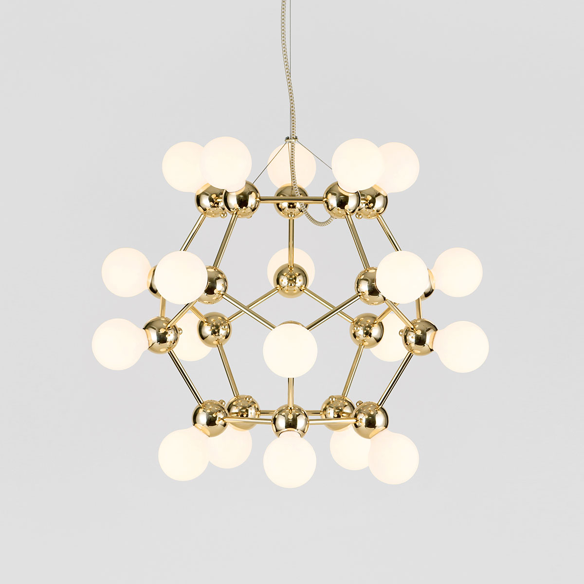 LINA 20-LIGHT SM CHANDELIER    See Lina series
