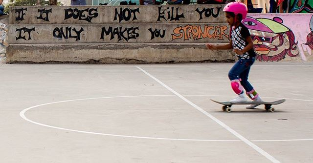 What doesn't kill you makes you stronger.  True to this saying, Atita and her Girl Skate India movement has overcome many odds and obstacles to be where she is today. Read on..