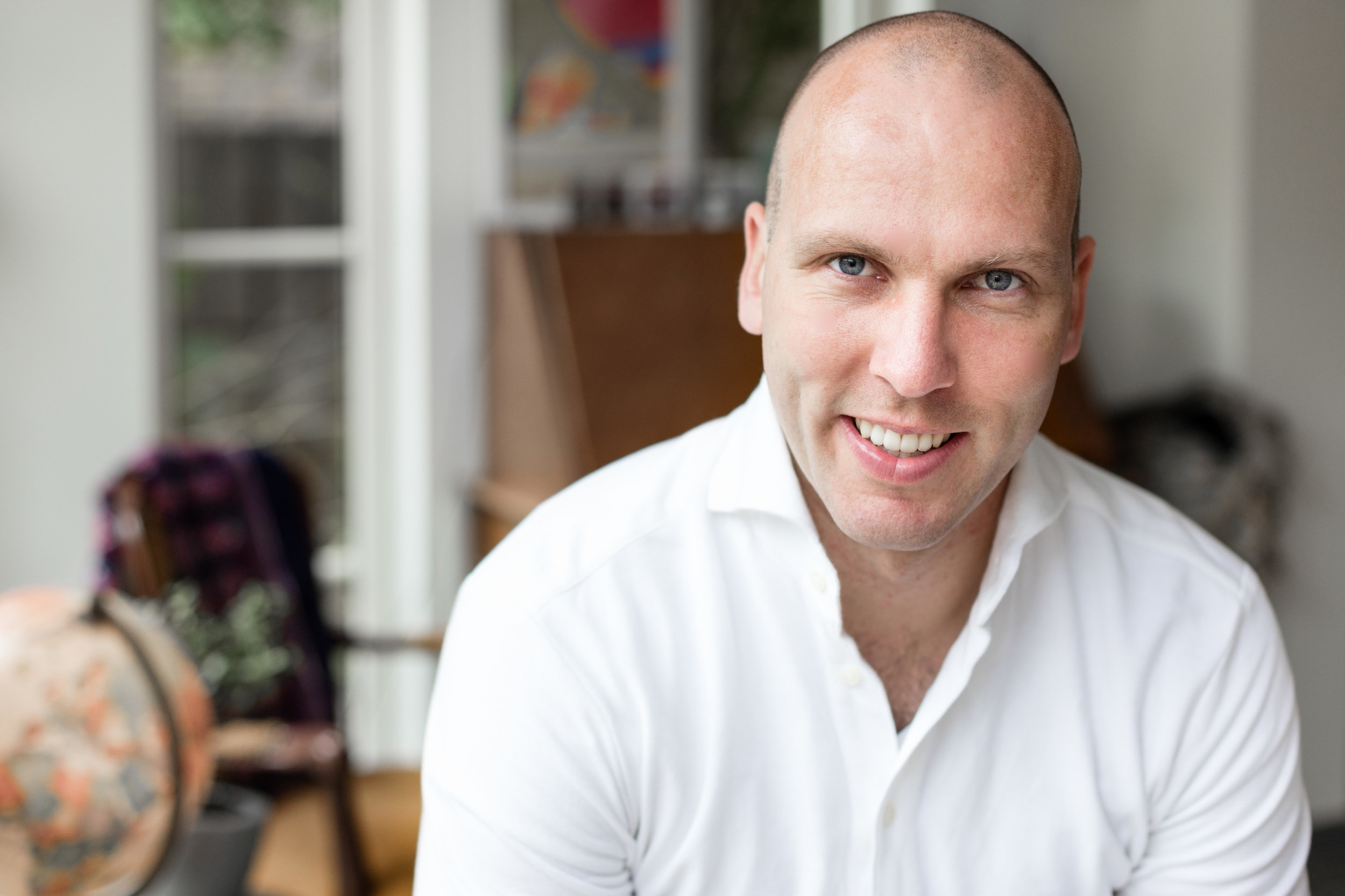 Johan Trip, founder and managing director.