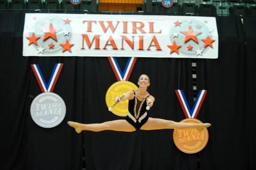 USA Jennifer Marcus - Twirlmania Ambassador