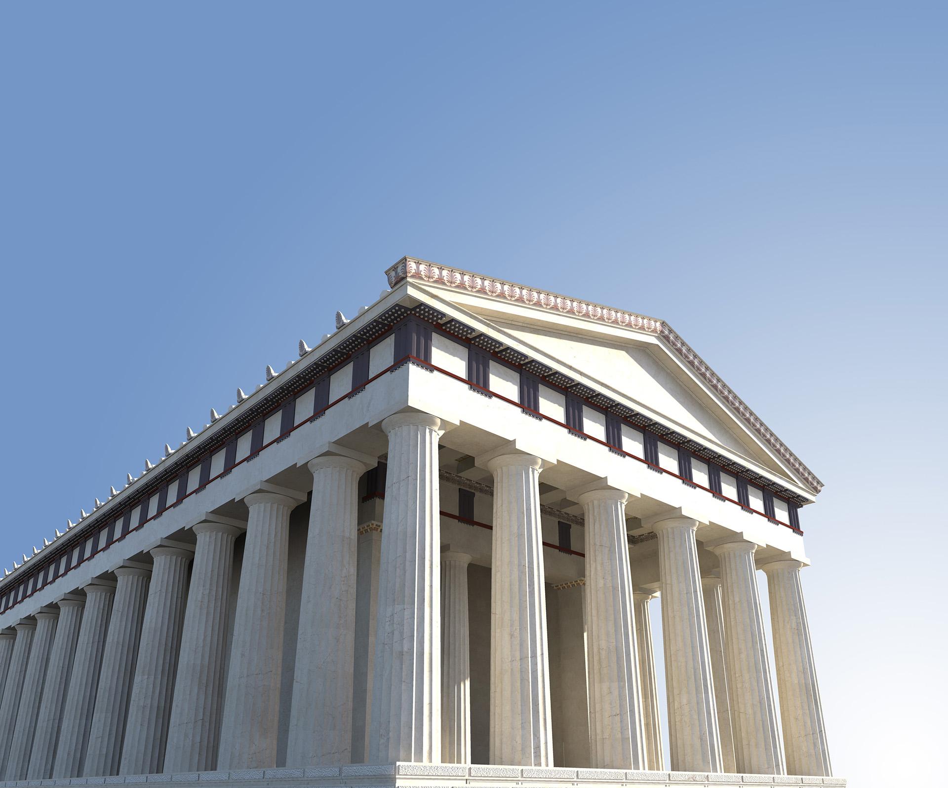 Tempio di Apollo A Bassae