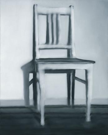 Gerhard Richter - Keukenstoel