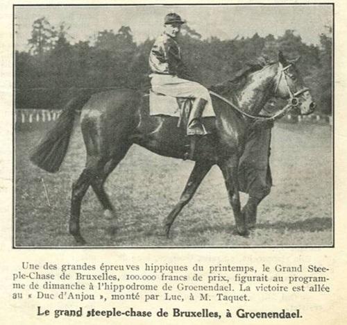 Groenendaal_Groenendael_Hippodroom_Hippodrome_Varia_Winnaar_Vainqueur_Grand_Steeple_Chase_de_Bruxelles_1933_Retroscoop.jpg