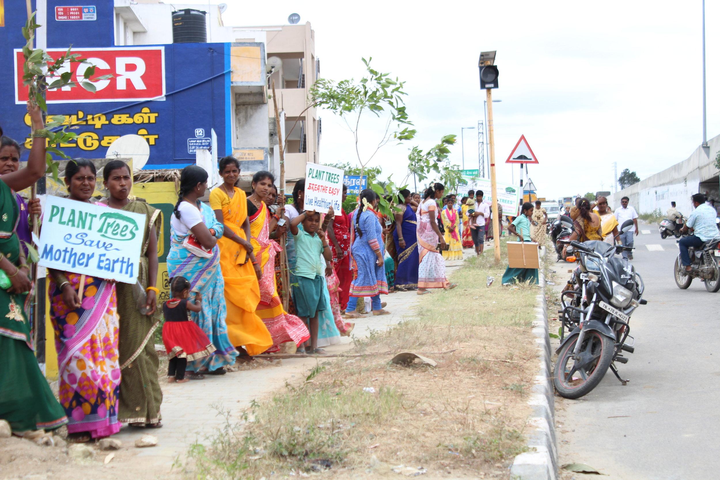 Environment Rally going around the village  (4).JPG
