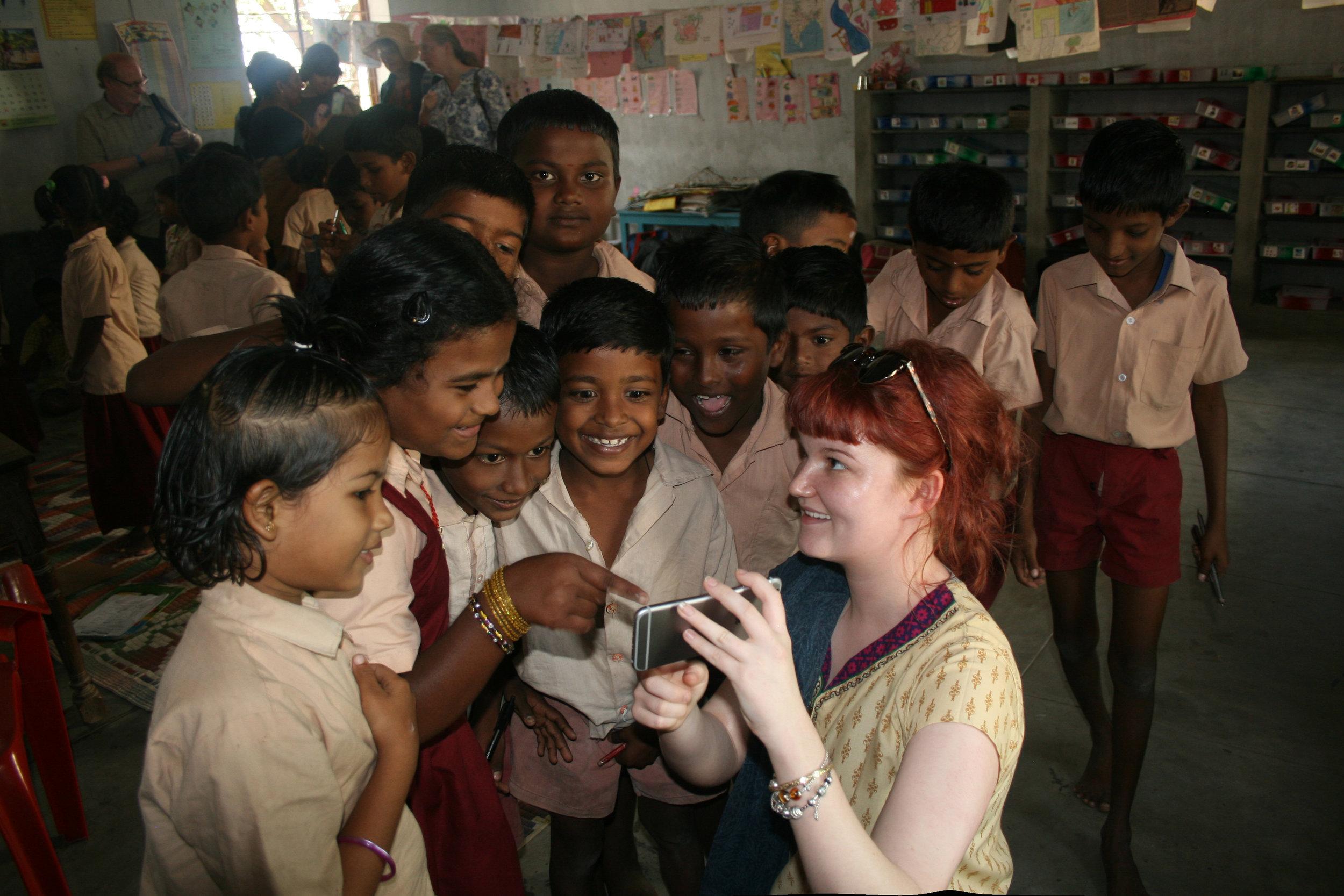 Lena in India.jpg