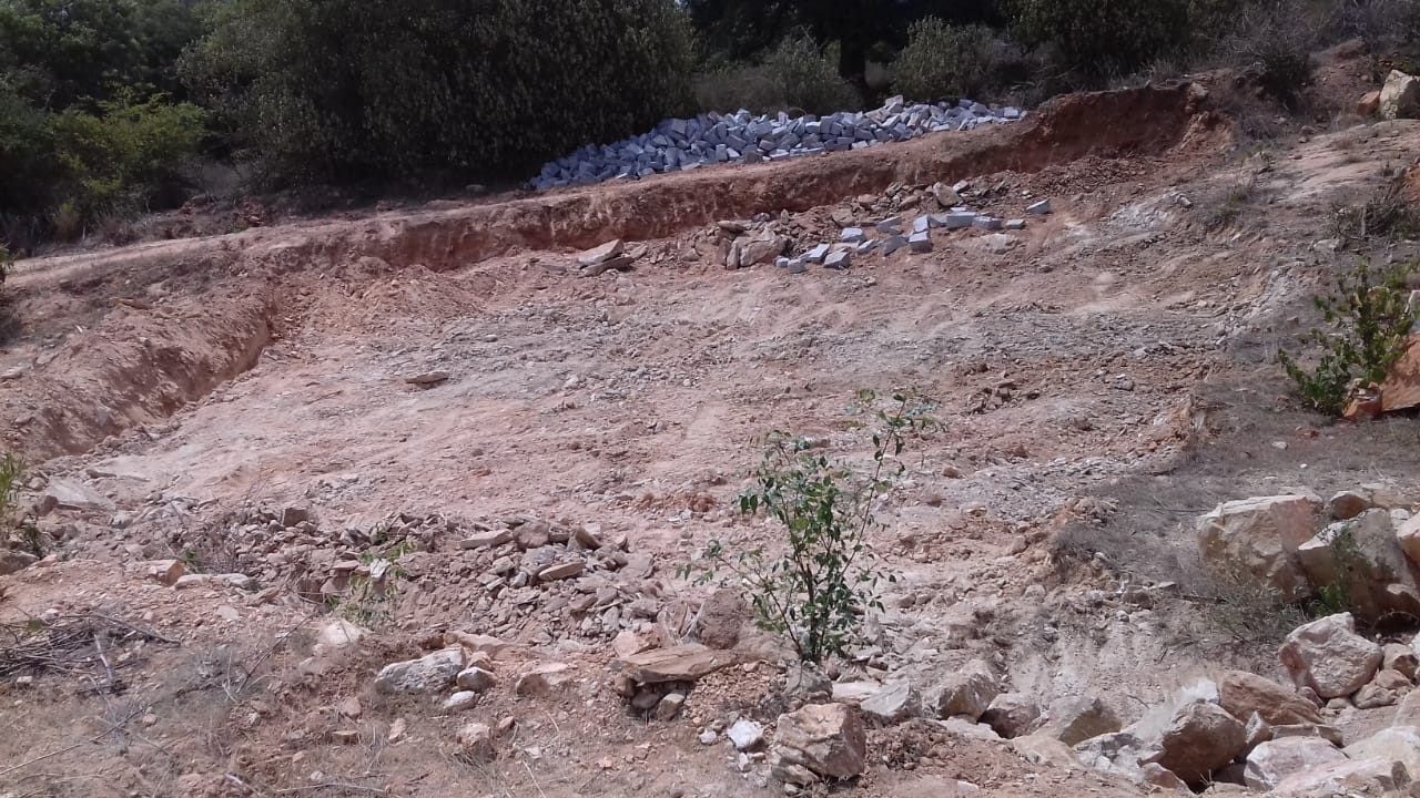 2.4. Rain Water Conservation  - blasted rocks removed form site  (1).jpg