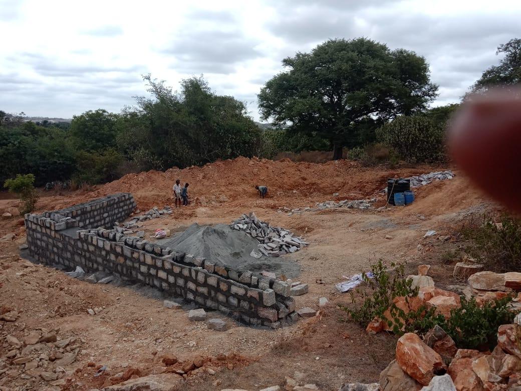 2.7. Rain Water Conservation - Walls work started  (1).jpg